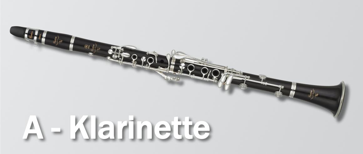 Klarinette in A