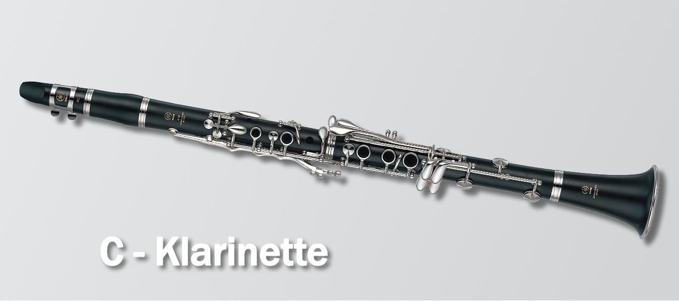 Klarinette in C