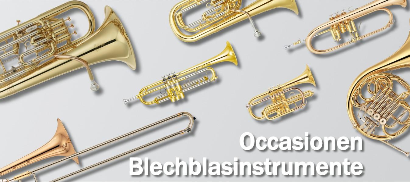 Occasionen Blechblasinstrumente